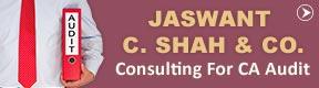 JASWANT C SHAH & CO