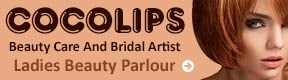 COCOLIPS BEAUTY CARE AND BRIDAL ARTIST