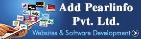 ADD PEARLINFO PVT LTD