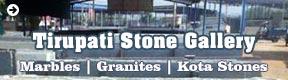 Tirupati Stone Gallery