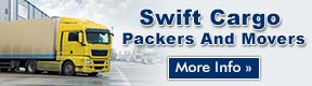 Swift Cargo Packers And Movers