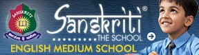 Sanskriti The School