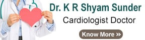 Dr K R Shyam Sunder