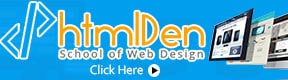 Htmlden School Of Web Design