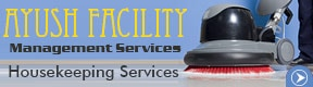 Ayush Facility Management Services