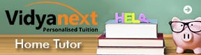 Vidyanext Personalized Tuition