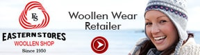 Eastern Stores The Woollen Shop