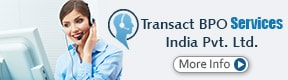 Transact Bpo Services India Pvt Ltd