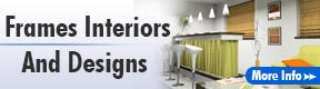 Frames Interiors And Designs