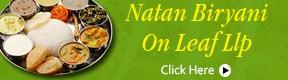 Natan Biryani On Leaf Llp