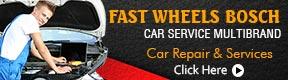 FAST WHEELS BOSCH CAR SERVICE MULTIBRAND