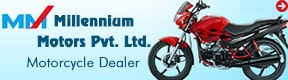 MILLENNIUM MOTORS PVT LTD
