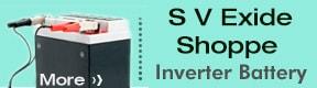 S V Exide Shoppe