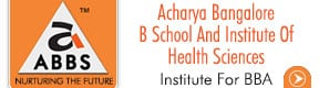 Acharya Bangalore B School And Institute Of Health Sciences