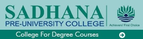 Sadhana P U College