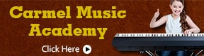 CARMEL MUSIC ACADEMY