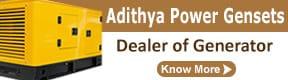Adithya Power Gensets
