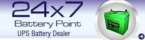 24x7 Battery Point