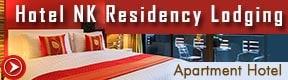 Hotel NK Residency Lodging
