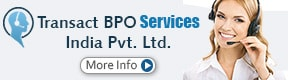 Transact Bpo Services India Pvt Ltd.