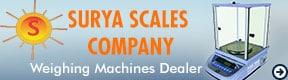 Surya Scales Company
