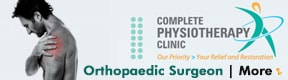 COMPLETE PHYSIOTHERAPY AND REHAB CLINIC