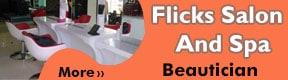 Flicks Salon And Spa
