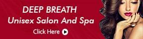 Deep Breath Unisex Salon And Spa