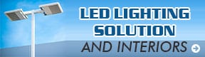 Led Lighting Solution & Interiors