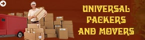 Universal Packers And Movers