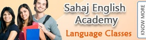 Sahaj English Academy