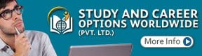 Study and Career Options Worldwide Pvt. Ltd.