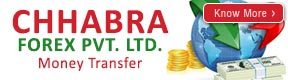 CHHABRA FOREX PVT LTD