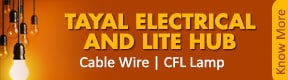 TAYAL ELECTRICAL AND LITE HUB