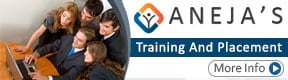 ANEJA TRAINING AND PLACEMENT