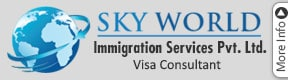 Sky World Immigration Services Pvt Ltd
