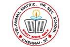 Velammal Matriculation Higher Secondary School in Mogappair East, Chennai