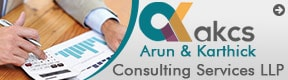 Akcs- Arun & Karthick Consulting Services Llp
