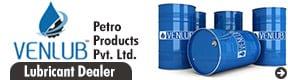 VENLUB PETRO PRODUCTS PVT LTD