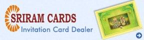 SRIRAM CARDS