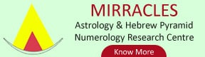 Mirracles Astrology And Hebrew Pyramid Numerology Research Centre