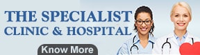 The Specialist Clinic & Hospital