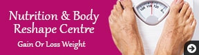 Nutrition And Body Reshape Centre