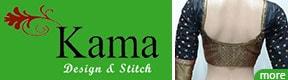 KAMA DESIGN AND STITCH