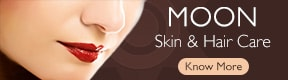 MOON SKIN AND HAIR CARE