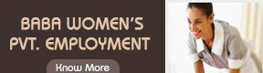 Baba Womens Pvt Employment