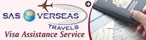 SAS Overseas Travels