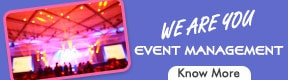 We Are You Event Management