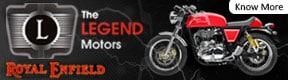 The Legend Motors