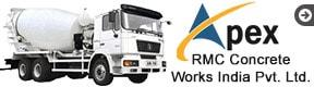 Apex Rmc Concrete Works India Pvt Ltd